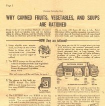 Image of Ration Book Instructions