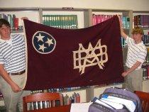 Image of MBA Flag