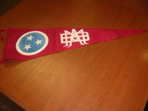 Image of Pennant owned by Robert D. Brown, MBA Class of '48