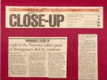 Image of Newspaper Article Re: Montgomery Bell