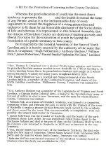 Image of Davidson Academy bill - page 1