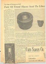 Image of Huddleston Liberia Article - page 1
