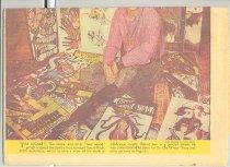 Image of Bottom of Tennessean Cover of Sonny Bodo