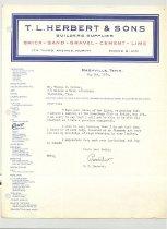 Image of Malone Correspondences 1934 - page 37