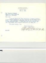 Image of Malone Correspondences 1934 - page 38