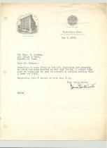 Image of Malone Correspondences 1934 - page 40