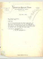 Image of Malone Correspondences 1934 - page 42