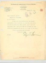 Image of Malone Correspondences 1932 - page 7