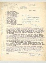 Image of Malone Correspondences 1934 - page 50
