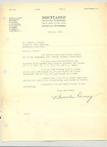 Image of Malone Correspondences 1934 - page 54