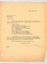 Image of Malone Correspondences 1934 - page 60