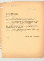 Image of Malone Correspondences 1934 - page 67