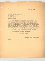 Image of Malone Correspondences 1934 - page 73
