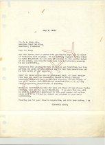 Image of Malone Correspondences 1934 - page 74