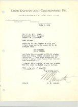 Image of Malone Correspondences 1934 - page 76