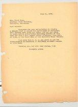 Image of Malone Correspondences 1934 - page 89