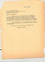 Image of Malone Correspondences 1934 - page 90
