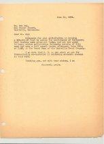 Image of Malone Correspondences 1934 - page 92