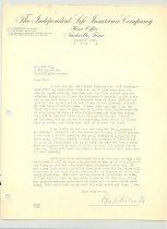 Image of Malone Correspondences 1932 - page 12