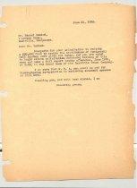 Image of Malone Correspondences 1934 - page 100