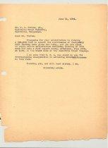 Image of Malone Correspondences 1934 - page 101