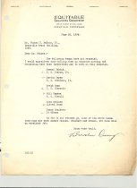 Image of Malone Correspondences 1934 - page 104