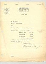 Image of Malone Correspondences 1934 - page 108