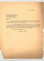Image of Malone Correspondences 1934 - page 116