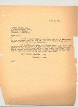 Image of Malone Correspondences 1934 - page 117