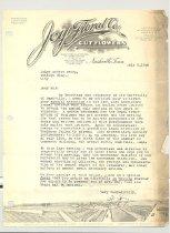 Image of Malone Correspondences 1928 - page 2