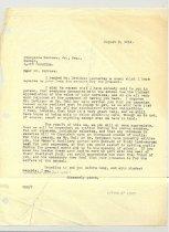Image of Malone Correspondences 1934 - page 125