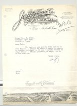 Image of Malone Correspondences 1934 - page 135