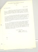 Image of Malone Correspondences 1934 - page 137