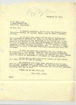 Image of Malone Correspondences 1934 - page 138