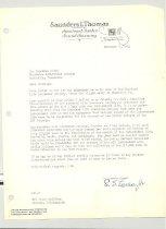 Image of Malone Correspondences 1935 - page 5