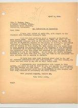 Image of Malone Correspondences 1935 - page 9
