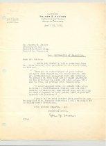 Image of Malone Correspondences 1935 - page 13