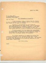 Image of Malone Correspondences 1935 - page 14