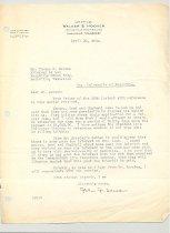 Image of Malone Correspondences 1935 - page 16