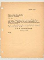 Image of Malone Correspondences 1935 - page 22