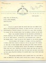 Image of Malone Correspondences 1935 - page 24