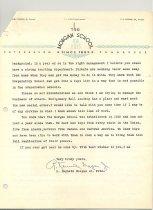 Image of Malone Correspondences 1935 - page 25