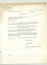 Image of Malone Correspondences 1935 - page 28