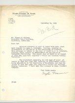 Image of Malone Correspondences 1935 - page 29