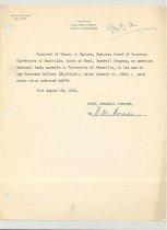 Image of Malone Correspondences 1935 - page 30