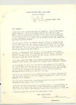 Image of Malone Correspondences 1936 - page 5