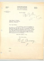 Image of Malone Correspondences 1937 - page 5