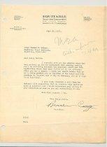 Image of Malone Correspondences 1937 - page 6