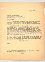 Image of Malone Correspondences 1937 - page 9
