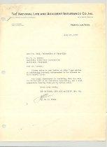 Image of Malone Correspondences 1937 - page 11